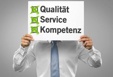 Qualität, Service und Kompetenz bei CSS-Mesa