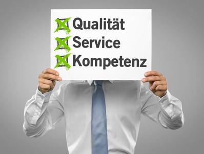 Qualität, Service und Kompetenz bei CSS Mesa